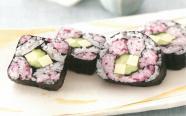 花巻きと四海巻き寿司